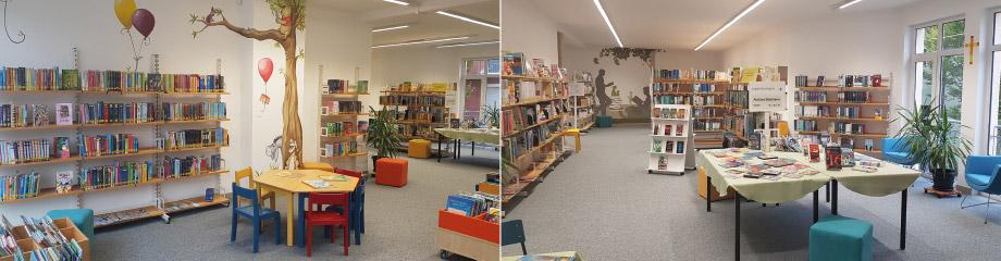 Bücherei Markt Pfeffenhausen