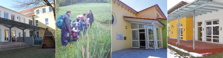 Kindergarten, Waldkindergarten und Kindertagesstätte Markt Pfeffenhausen