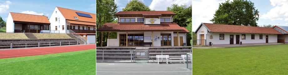 Sportheim und Tennisplatz Markt Pfeffenhausen